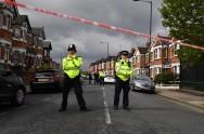 Tiga Orang Terluka dalam Penembakan di Stasiun London