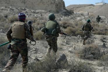 Pasukan Afghanistan Selamatkan 150 Orang yang Diculik Taliban