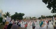 Masjid Agung Al-Azhar Gelar Salat Iduladha Pagi Ini