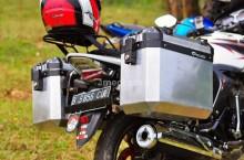 Pakai <i>Side Box</i> di Motor, Perhatikan Aturan Keamanannya
