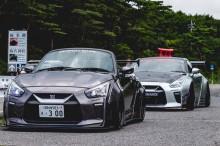 Daihatsu Copen 'Dandan' ala Nissan GT-R