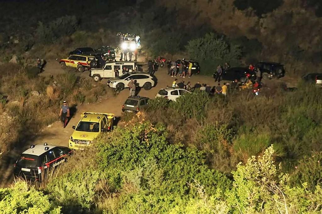 Banjir Bandang Landa Calabria, 8 Pendaki Tewas