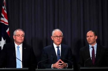 PM Australia Kembali Duduki Posisi Ketua Partai Liberal