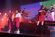 Ada Kekosongan pada Konser Clean Bandit di Jakarta Semalam