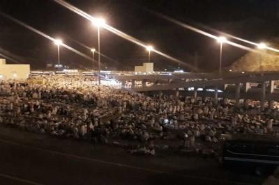 Jemaah Haji Selesai Melaksanakan Wukuf