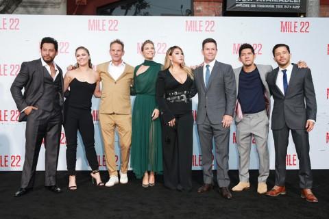 Film Mile 22 akan Dikembangkan Sebagai Trilogi