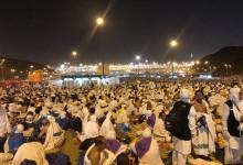 Dari Arafah ke Muzdalifah