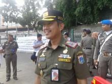 Satpol PP Tangkap 6 PSK di Jaksel