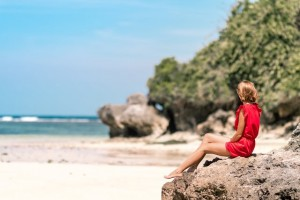 Berlibur ke Pantai Bikin Otak Jadi Lebih Baik