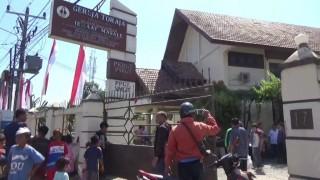 Residivis Ditangkap karena Coba Bakar Gereja