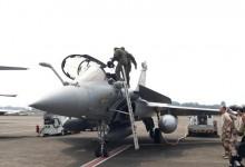 Prancis Pamer Jet Tempur di Jakarta