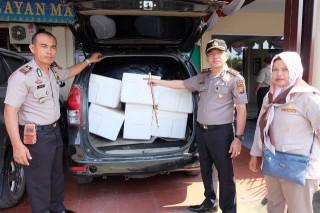 Polisi Resmi Tetapkan Empat Tersangka Penyelundupan 108 Ribu Bibit Lobster