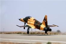 Iran Luncurkan Jet Tempur Buatan Sendiri