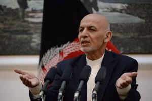 Serangan Roket Jatuh di Dekat Istana Presiden Afghanistan