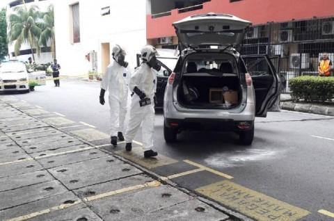 Perangkat Radioaktif  Berbahaya Hilang di Malaysia