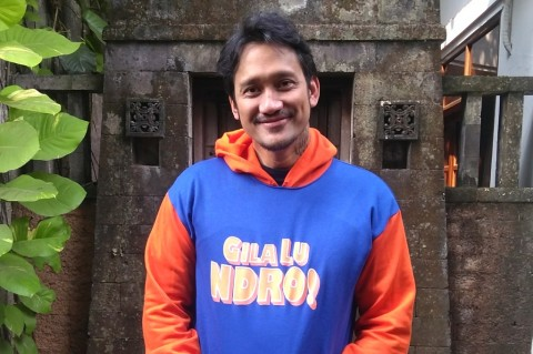 Bedanya Film Gila Lu Ndro! dan Warkop DKI Menurut Tora Sudiro