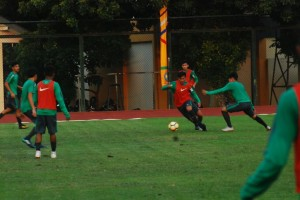 Target Timnas U-19 Lawan Semen Padang