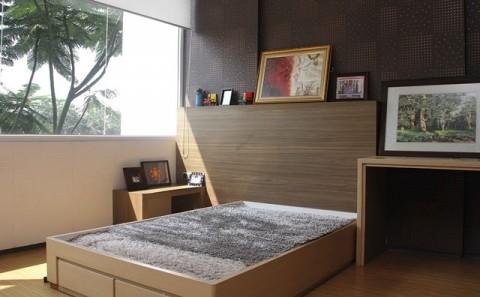 Praktis untuk rumah minimalis