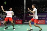 Singkirkan Jepang, Bulu Tangkis Beregu Indonesia Tantang Tiongkok di Final