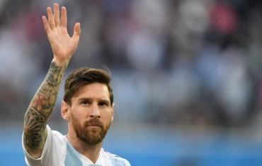 Masa Depan Messi di Argentina Masih Abu-abu