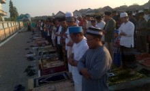 Kepolisian Sanggau Libatkan Pemuda Gereja Amankan Perayaan Iduladha