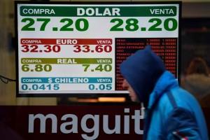 Stabilkan Peso, Suku Bunga Argentina jadi yang Tertinggi di Dunia