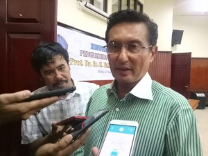 Fadel Muhammad Sebut Golkar Pecah karena Jokowi Pilih Ma'ruf