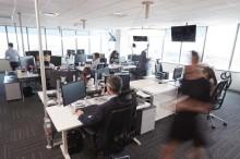 Konsep Ruang Bekerja Terbuka Lebih Baik untuk Kesehatan Dibandingkan Kubikel
