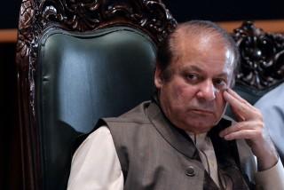 Mantan PM Pakistan Rayakan Iduladha di Penjara