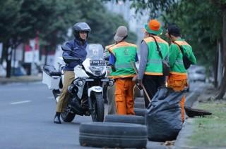 Anies Pantau Asian Games Pakai Kawasaki Versys-X 250 Tourer