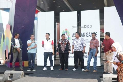 Alpukat Pasamanan Barat Dipamerkan pada Expo & Conference Asian Games 2018