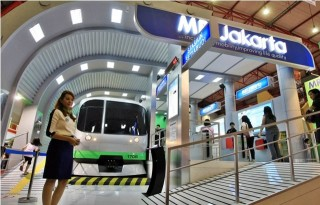 MRT Jakarta Cek Sinyal