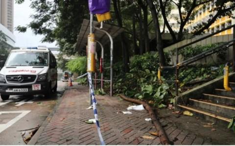 KJRI Hong Kong Urus Hak dari WNI yang Tewas Tertimpa Pohon