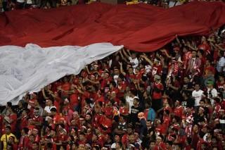 261 Juta Cinta bagi Merah-Putih