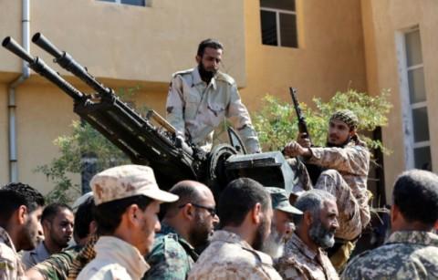 Empat Tewas dalam Serangan Pos Keamanan di Libya