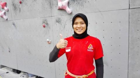 Aries 'Spiderwoman' Susanti Persembahkan Emas untuk Indonesia