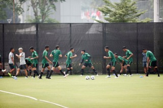 Siapkan Kemungkinan Terburuk, Timnas U-23 Berlatih Adu Penalti