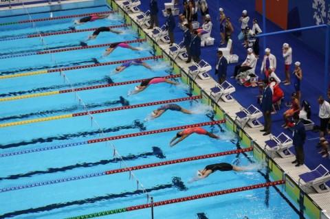 Tim Renang Putri Indonesia Nyaris Sumbang Medali