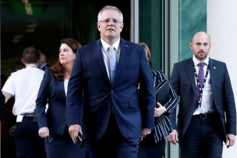 Scott Morrison Terpilih sebagai Perdana Menteri Australia