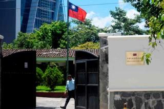 AS Kecewa El Salvador Putus Hubungan dengan Taiwan