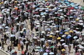 Pencarian Jemaah Haji yang Hilang tak Berbatas Waktu