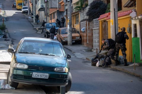 200 Tersangka Pembunuhan Ditangkap dalam Satu Hari di Brasil