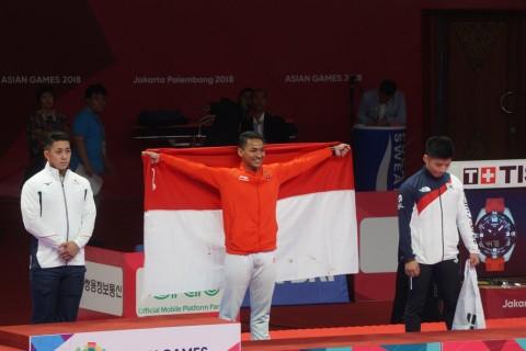 Indonesia Tambah Perunggu Lewat Karate