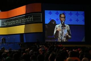 Jokowi Minta Anak Muda tak Takut Berwirausaha