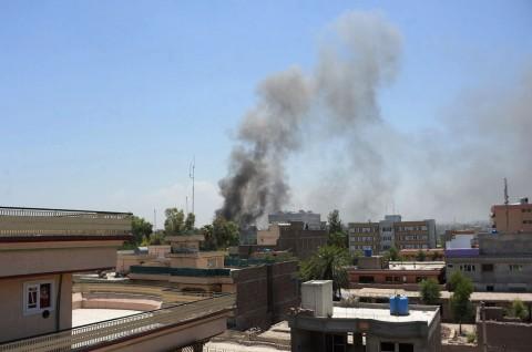 Ledakan Dekat Kantor KPU Afghanistan Tewaskan Tiga Orang