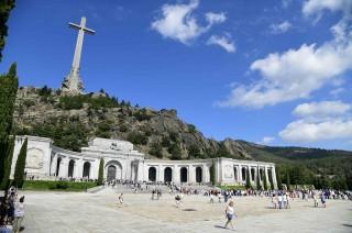Spanyol akan Pindahkan Kuburan Mantan Diktator Franco