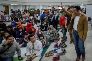Tampung Gagasan untuk Jabar, Emil Kumpulkan Warga di Gedung Merdeka