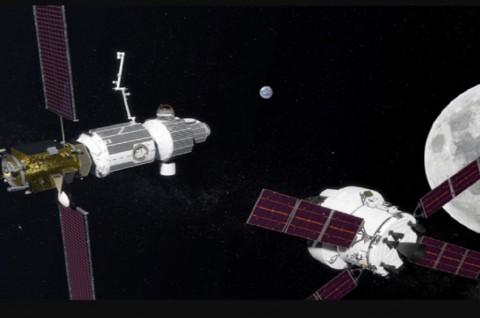 Pangkalan Permanen NASA di Bulan akan Operasional pada 2024