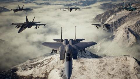 Ace Combat 7: Skies Unknown Siap Mengudara Awal 2019