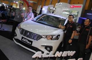 All New Ertiga Versi 'Kekar', Nongol di Makassar